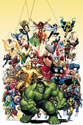 Avengers Assemble: An Oral History of Earth's Mightiest Heroes (BOK)