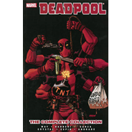 Deadpool By Daniel Way: The Complete Collection Volume 4 (BOK)