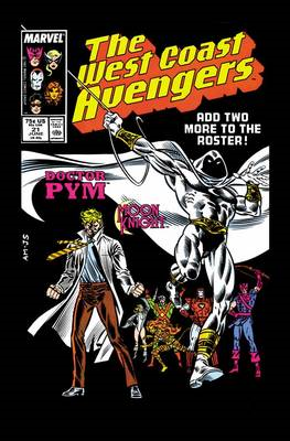 Avengers: West Coast Avengers - Lost in Space and Time (BOK)