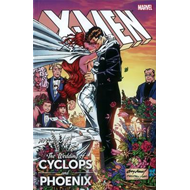 X-men: the Wedding of Cyclops & Phoenix (BOK)