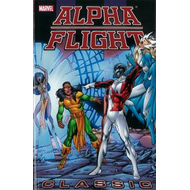 Alpha Flight Classic: Vol. 3 (BOK)
