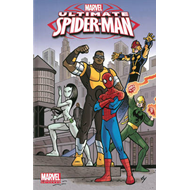 Marvel Universe: Volume 3: Ultimate Spider-Man (BOK)