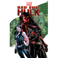 Red She-Hulk: Hell Hath No Fury (Marvel Now) (BOK)