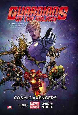 Guardians of the Galaxy: Volume 1: Cosmic Avengers (Marvel Now) (BOK)