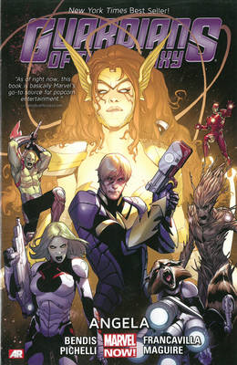 Guardians Of The Galaxy Volume 2: Angela (marvel Now) (BOK)