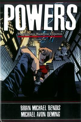 Powers: Definitive Collection (BOK)