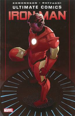 Ultimate Comics Iron Man (BOK)