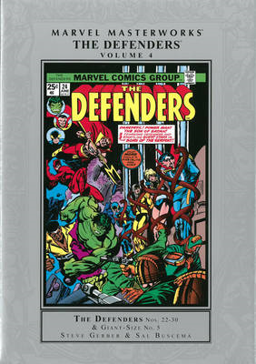 Marvel Masterworks: the Defenders (BOK)