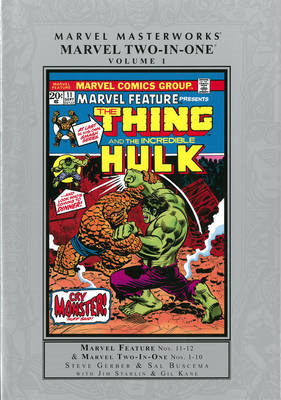Marvel Masterworks: Volume 1: Marvel Two-in-One (BOK)
