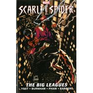 Scarlet Spider: Volume 3: Wolves at the Gate (BOK)