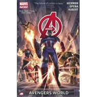 Produktbilde for Avengers Volume 1: Avengers World (marvel Now) (BOK)