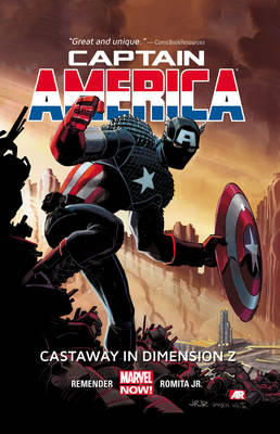 Captain America: Volume 1, book 1: Castaway in Dimension Z (Marvel Now) (BOK)