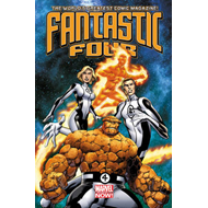 Fantastic Four: Volume 1: New Departure, New Arrivals (Marvel Now) (BOK)