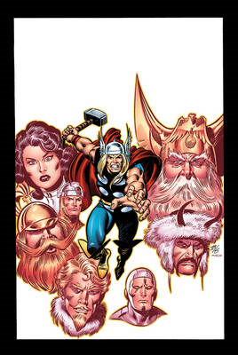 Essential Thor: Volume 7 (BOK)