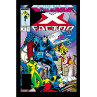 X-Men: Volume 2: Fall of the Mutants (BOK)