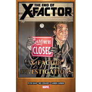 X-Factor: Volume 21: End of X-Factor (BOK)