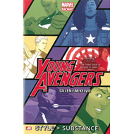 Young Avengers Volume 1: Style > Substance (Marvel Now) (BOK)