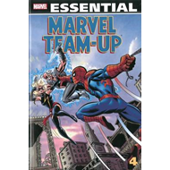 Essential Marvel Team-Up: Volume 4 (BOK)