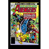 Guardians of the Galaxy: Volume 2: Tomorrow's Avengers (BOK)