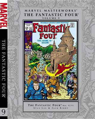 Marvel Masterworks: the Fantastic Four: Volume 9 (BOK)