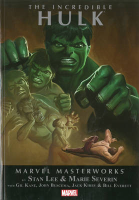 Marvel Masterworks: Volume 3: Incredible Hulk (BOK)
