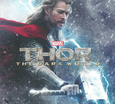 Marvel's Thor: Dark World - the Art of the Movie (Slipcase) (BOK)