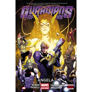 Guardians of the Galaxy: Volume 2: Angela (Marvel Now) (BOK)