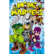 Mini Marvels: Complete Collection (BOK)