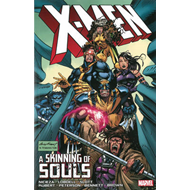 X-Men: Skinning of Souls (BOK)