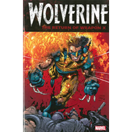 Wolverine: Return of Weapon X (BOK)