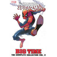 Spider-Man: Volume 2: Big Time - the Complete Collection (BOK)
