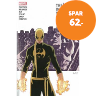 Produktbilde for Immortal Iron Fist: The Complete Collection Volume 1 (BOK)