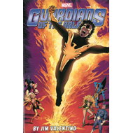 Guardians of the Galaxy: Volume 2 (BOK)