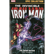 Iron Man Epic Collection: Enemy within (BOK)