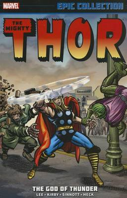 Thor Epic Collection: the God of Thunder (BOK)