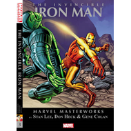 Marvel Masterworks: Iron Man (BOK)