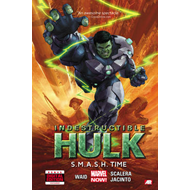 Indestructible Hulk: Volume 3: S.m.a.s.h Time (Marvel Now) (BOK)