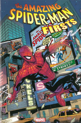 Spider-Man Firsts (BOK)