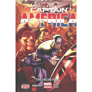 Captain America: Volume 4: Iron Nail (Marvel Now) (BOK)
