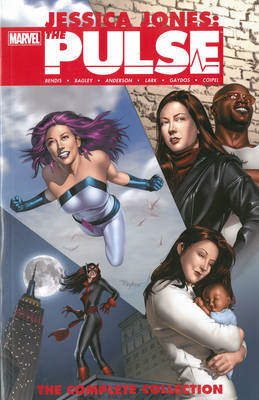 Jessica Jones - The Pulse: The Complete Collection (BOK)