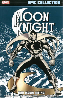 Moon Knight Epic Collection: Bad Moon Rising (BOK)