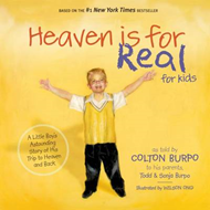 Heaven is for Real for Kids (BOK)