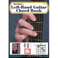Left-Hand Guitar Chord Book (BOK)