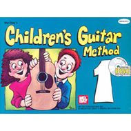 Children's Guitar Method Volume 1 (BOK)