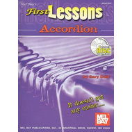 First Lessons Accordion (BOK)