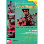 Solos Flamencos: Play Solo Flamenco Guitar (BOK)