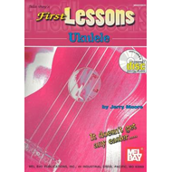 First Lessons Ukulele (BOK)
