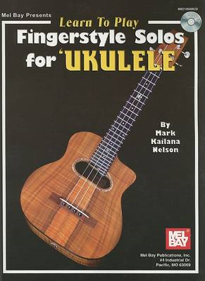 Learn to Play Fingerstyle Solos for Ukulele (BOK)