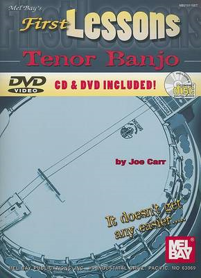 First Lessons Tenor Banjo (BOK)