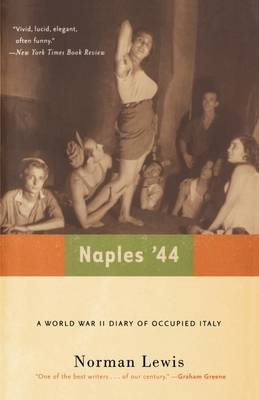 Naples '44: A World War II Diary of Occupied Italy (BOK)